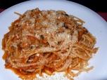 spaghetti alle sarde all'agrigentino