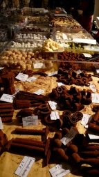mercato di cioccolato