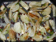 Roasted Fennel Gratin