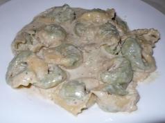 panzotti con salsa di noci