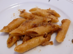 Genovese Sauce over Pasta