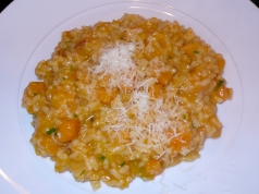 Roasted Butternut Squash Risotto