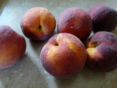funky peaches
