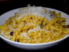Gemelli with Cauliflower and Saffron