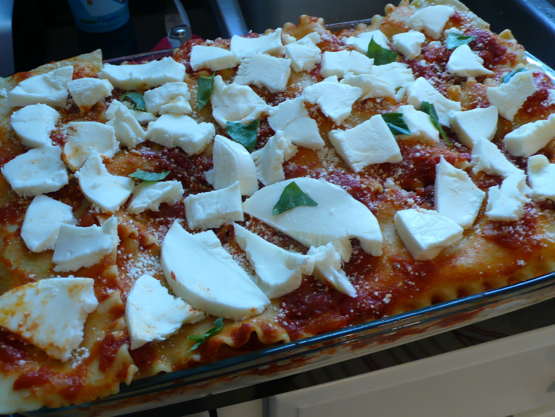Lasagna, Southern Style | Italicious