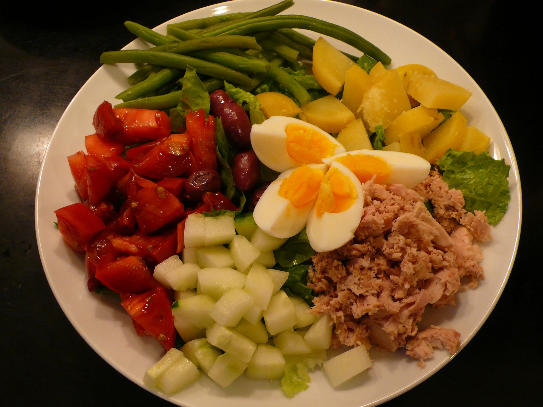 Salade Ni 231 Oise Italicious